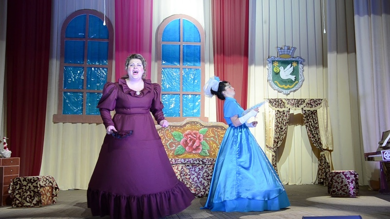 Спектакль Невеста на миллион (3-я часть)