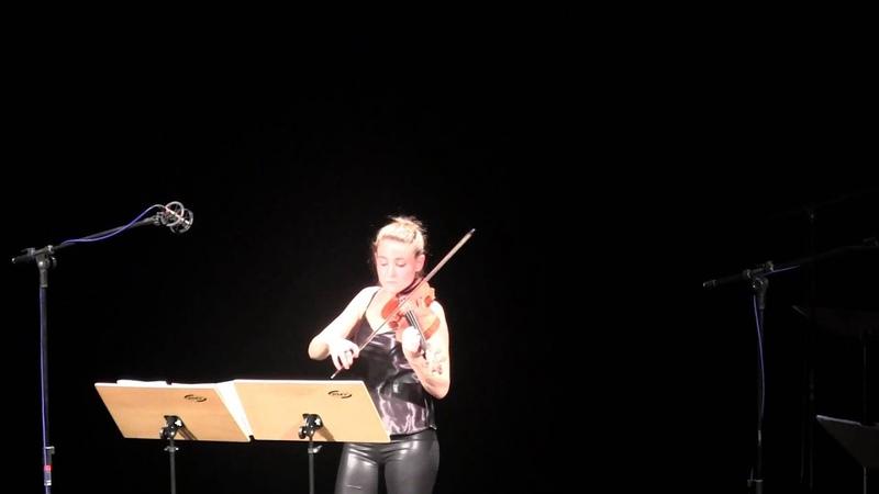 Pierre Boulez : Anthèmes 1 - (1991) for solo violin