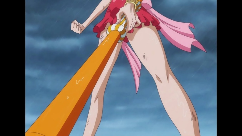 Nami vs Army of Anger and saves Luffy ☛ One piece 810 HD