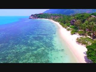 Thailand, Koh Phangan. DJI phantom