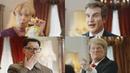 Меркель, Макрон, Трамп и Ким Чен Ын в рекламе чипсов Московский картофель