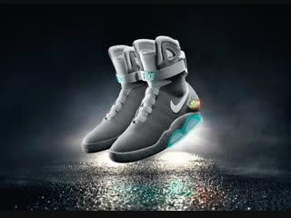 Nike's original self-lacing sneakers