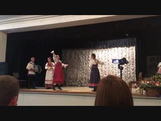 Мухаматшина Алина и Нефёдченкова Полина- «Лезгиночка»