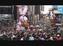 Парад на День Благодарения в США