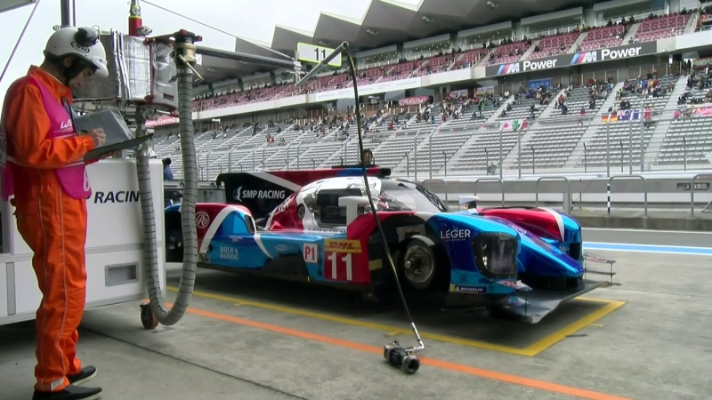SMP Racing Live 6H Fuji 5 - Qualification