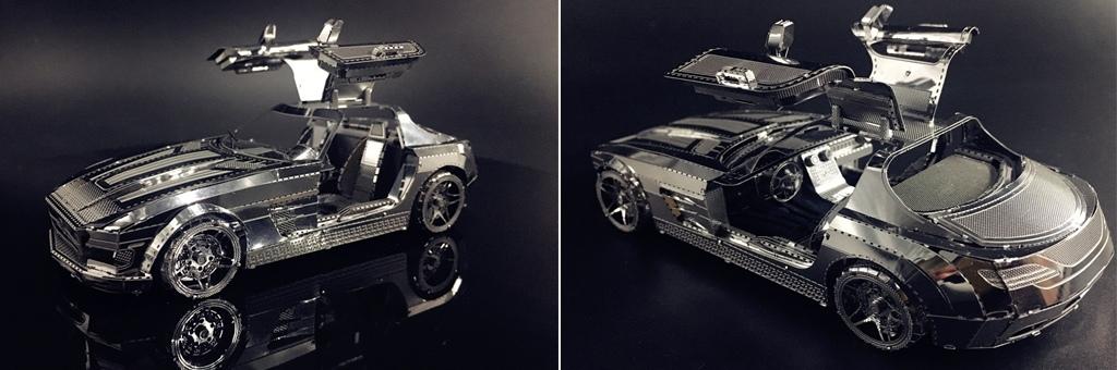 Конструктор MCG Model Mercedes-Benz SLS 70002