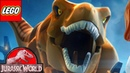 Парк Юрского Периода Игра Прохождение на русском - ВЫСОКАЯ ТРАВА - 12 серия Мультики про динозавров
