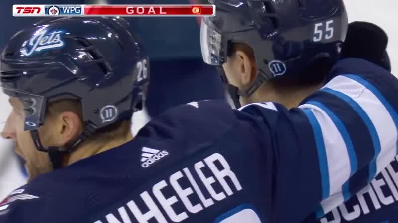 Edmonton Oilers vs Winnipeg Jets – Oct.16, 2018 - Game Highlights - NHL 18-19 - Обзор матча
