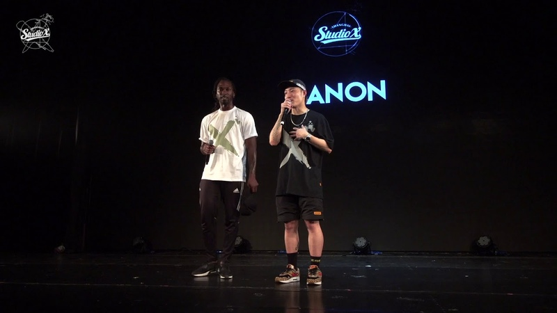 Kanon Judge demo china | Danceproject.info