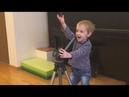 Малыш поёт Полковника Би-2 (забавный Cover от Максима, 3 года, 2 мес.)