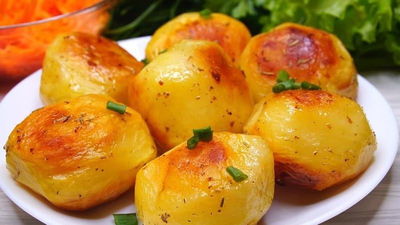 Картофель Чудо какой Хрустящий Секрет в приготовлении