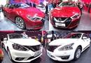 TOP 3 Nissan sedans Nissan Maxima, Nissan Teana, Nissan Sylphy 2016, 2017 model
