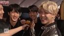 171120 BTS 방탄소년단 2017 AMA's Red Carpet ET인터뷰- 한글자막
