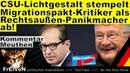 Rechtsaußen-Lügner! CSU verunglimpft Kritiker des Migrationspakts (GCM) * Dobrindt vs Meuthen * HD