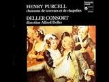 Henry Purcell -- Young John the gard'ner -- Deller Consort