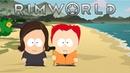 Вторая серия Попаданец || Rimworld HSK