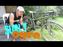 Surly Ogre Bikepacking Setup, Military theme