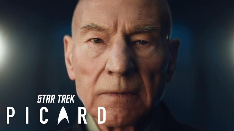 Star Trek Picard – Official Teaser Trailer
