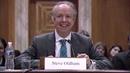 Carbon Engineering's CEO Steve Oldham testifies to US Senate
