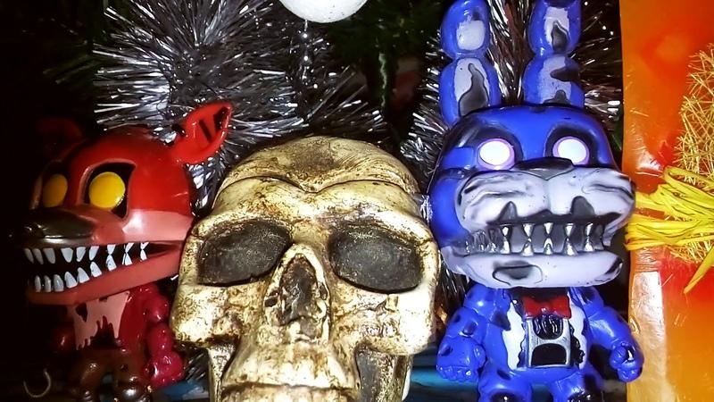 FNAF Christmas toys