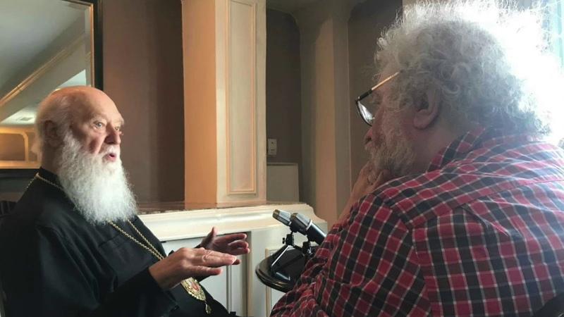 Киевский патриарх Филарет / Алексей Венедиктов / Интервью 20.09.18