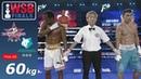 WSB Season VIII FINAL (60kg) Lazaro Alvarez (CUB) vs Zakir Safiullin (KAZ) /28 September 2018/