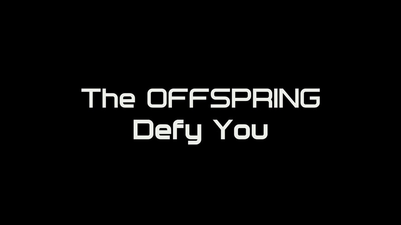 The OFFSPRING - Defy You (Guitar Cover by Sensei Dimon)