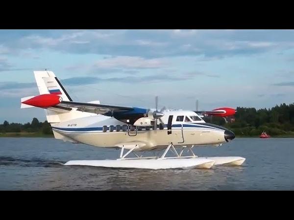 FlightTV - Выпуск 89. Гидросамолёт Л-410 и авиаслёт в Волгодонске
