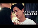 Jughead Veronica ✗ Fire Meet Gasoline 3x04 AU