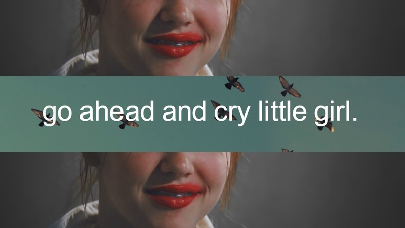 Multi nymphet | go ahead and cry little girl.