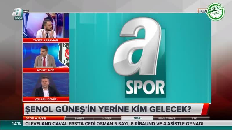 Şenol Güneşin Yerine Kim Gelecek-- Guti Başarılı Olur Mu-- Spor Ajansı Beşiktaş - YouTube
