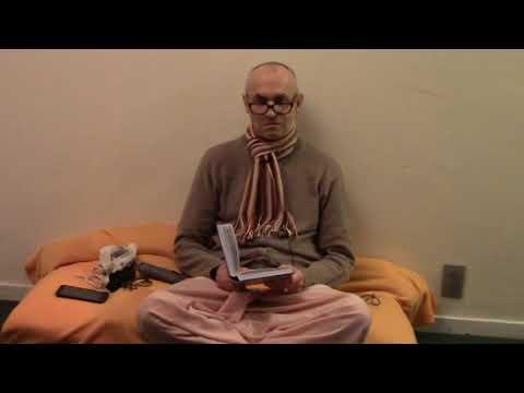 Мурали Мохан Махарадж - «Из непроявленного в проявленное» - [2/3] лекция Б.Г. 9.8