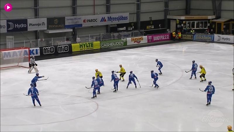 Elitserien Vetlanda BK IFK Motala