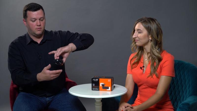 Как работает функция OTA в видеорегистраторах Mio