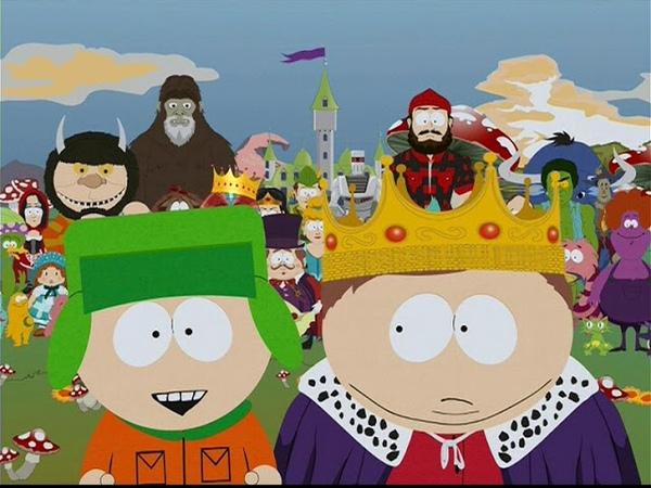 South Park - Kyle Sucks Cartman's Balls