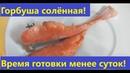Как я солю рыбу Горбушу. Так, что ребёнку нравится!