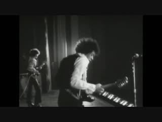 Jimi Hendrix - Purple Haze and Wild Thing (Gaumont Cinema, Ipswich, UK) 1967.04.01