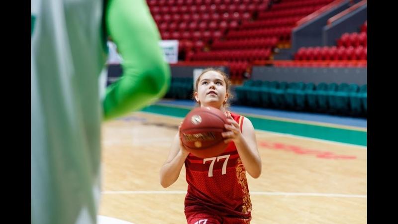 День мечты Рузили / мастер-класс от баскетболистов УНИКСа