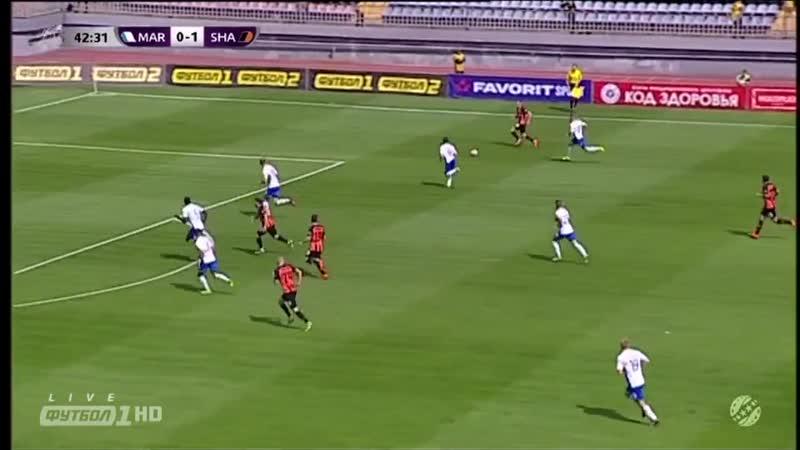 Маріуполь 0:1 Шахтар   Огляд матчу