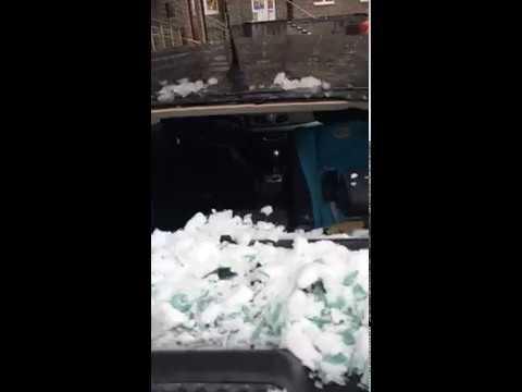 Видео после падения через 1 час