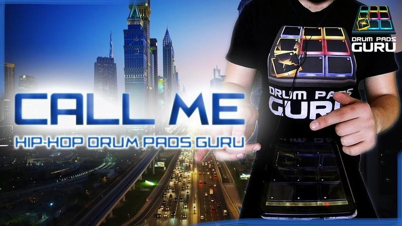 SIM ART - Call me (Hip-Hop Drum Pads Guru)