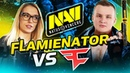 NAVI Flamienator vs FaZe Clan IEM Katowice 2019