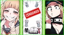 Toru Hagakure doesn't really exist! (Crazy Anime Theories That Actually Make Sense / Hero Academia)