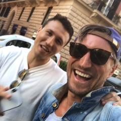 Денис Лебедев: Изучаем Неаполь...