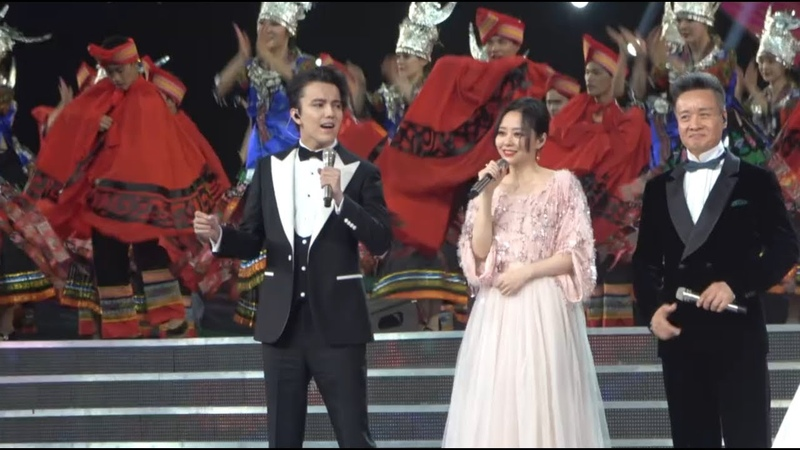 迪玛希Dimash 20190515 fancam Asian Culture Carnival Friends from afar please stay