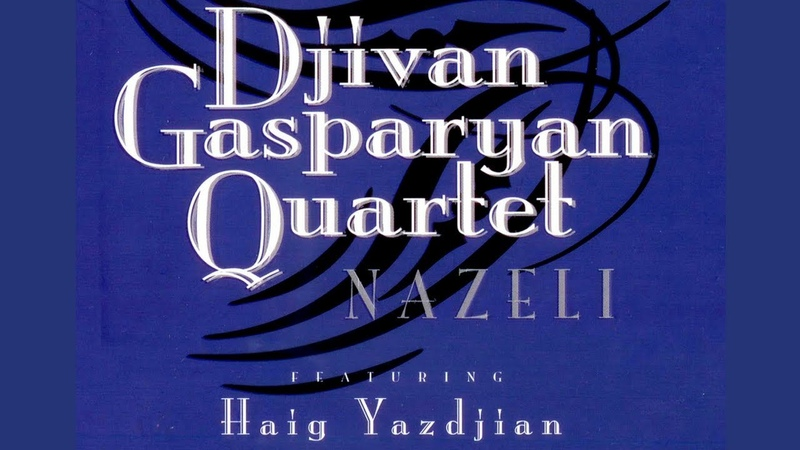 Djivan Gasparyan Quartet - Husher (Official Audio Video)