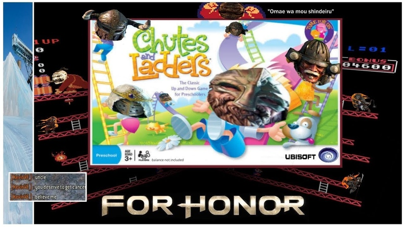 For Honor Chutes and Ladders