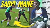 freekickerz w/ Sadio Mané - Testing New Furon + Tekela Boots from New Balance