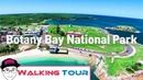 Sydney Walks- Botany Bay National Park (Bare Island Fort to La Perouse Point)