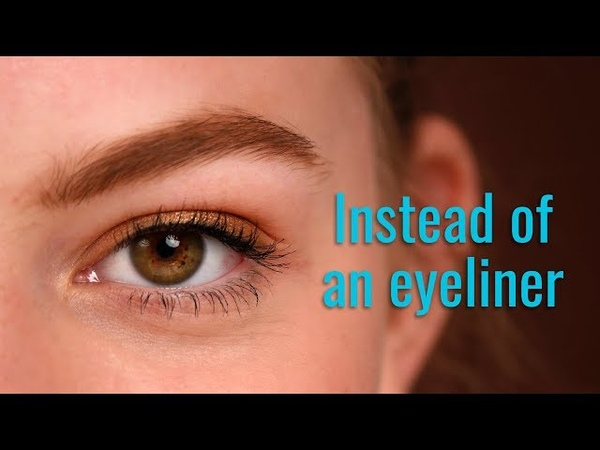 Struggling with your eyeliner Try this instead